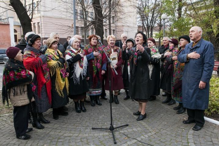 Чернівчани урочисто відзначили День писемності та мови