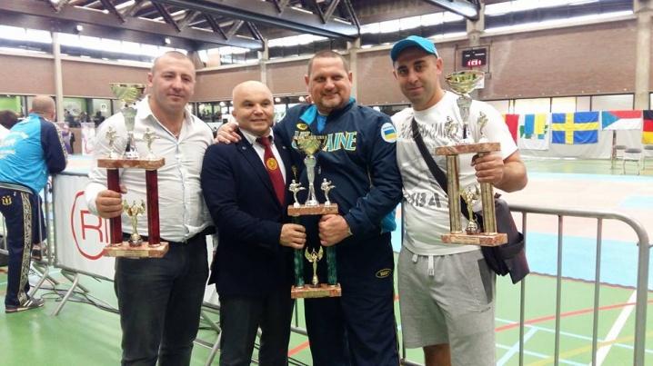 Буковинці здобули нагороди чемпіонату Європи з рукопашного бою