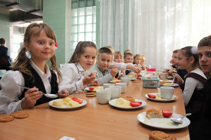 На Прикарпатті з їдалень шкіл і садків вилучили понад 500 кг неякісних продуктів