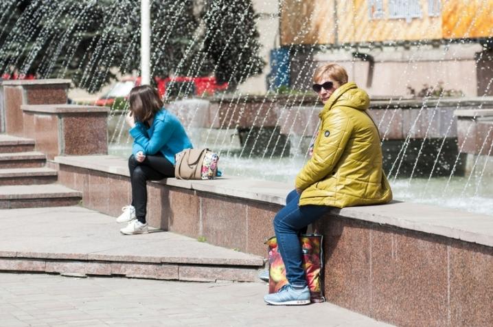 У Чернівцях запрацювали фонтани