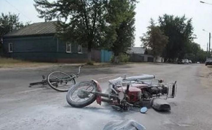 """Результат пошуку зображень за запитом """"мотоцикл збив велосипедиста"""""""