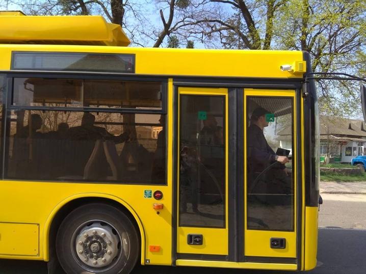 Нові тролейбуси виїхали на тестовий рейс до Садгори