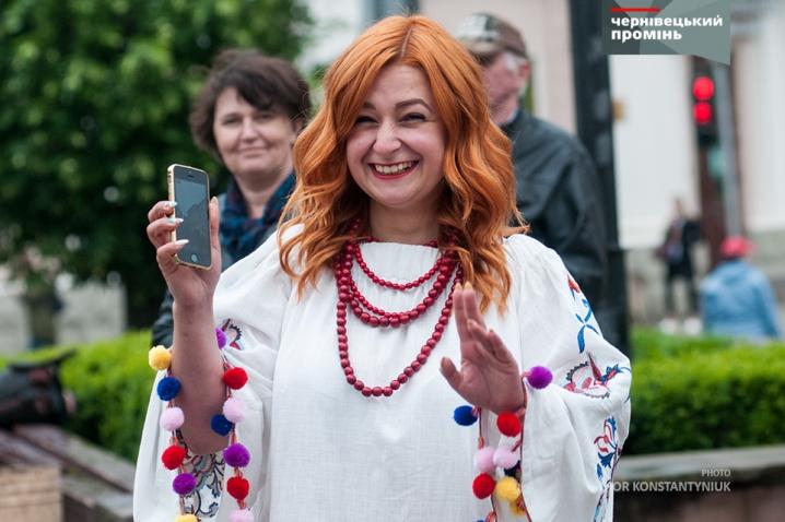 У Чернівцях відзначили День матері та сім'ї  фестивалем