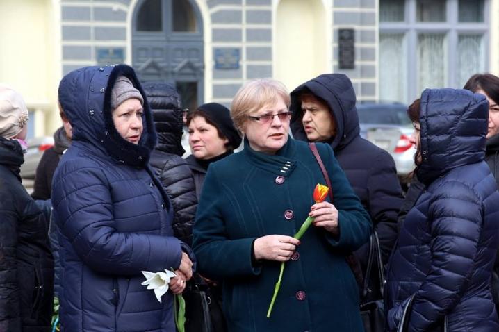 У Чернівцях вшанували пам'ять Ольги Кобилянської