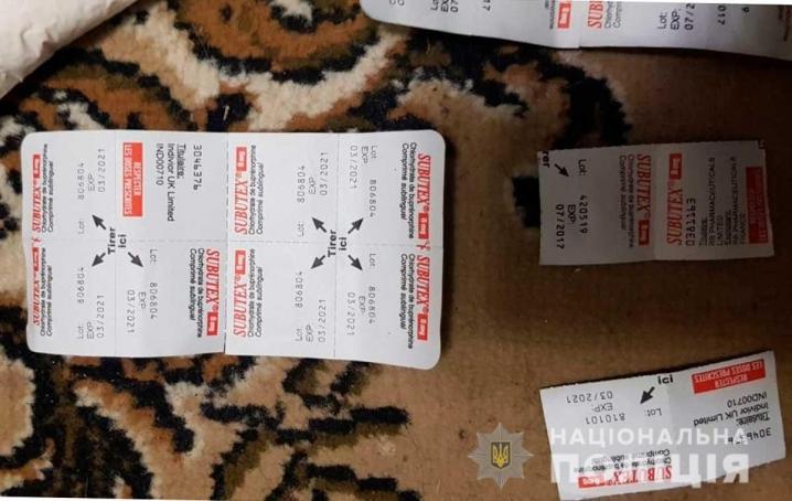 На Буковині поліцейські викрили групу наркоторговців