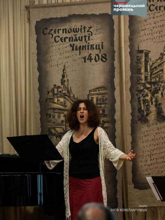 У Чернівцях лунали єврейські пісні на їдиші, івриті та мові євреїв-сефардів