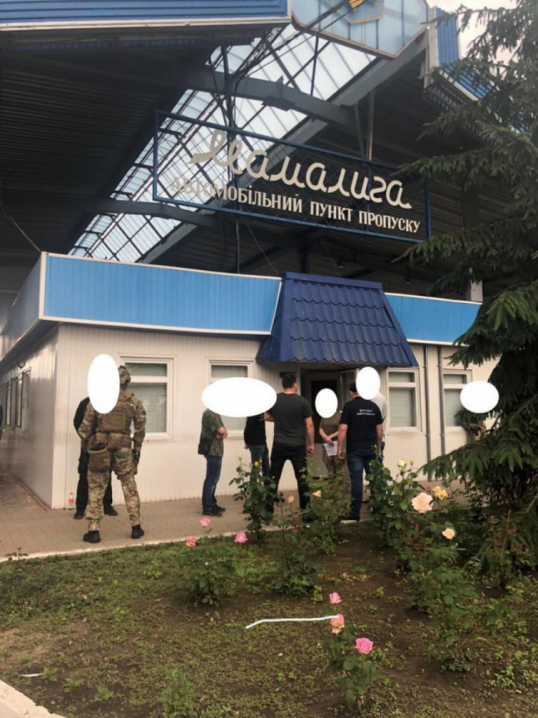 На буковинському кордоні викрили міжнародну злочинну схему