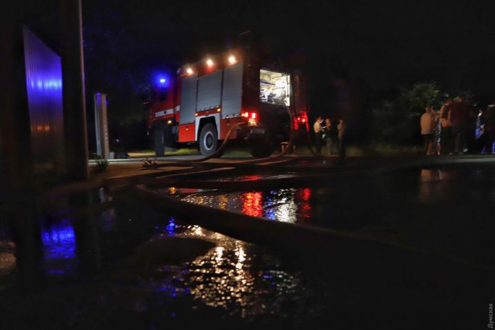Пожежа в Одесі: шестеро загиблих та сорок постраждалих. У поліції підозрюють підпал