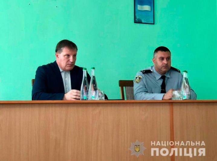 У трьох районах Буковини нові керівники поліції
