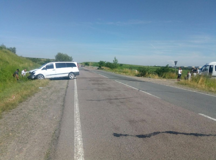 У селі Чагор сталася ДТП