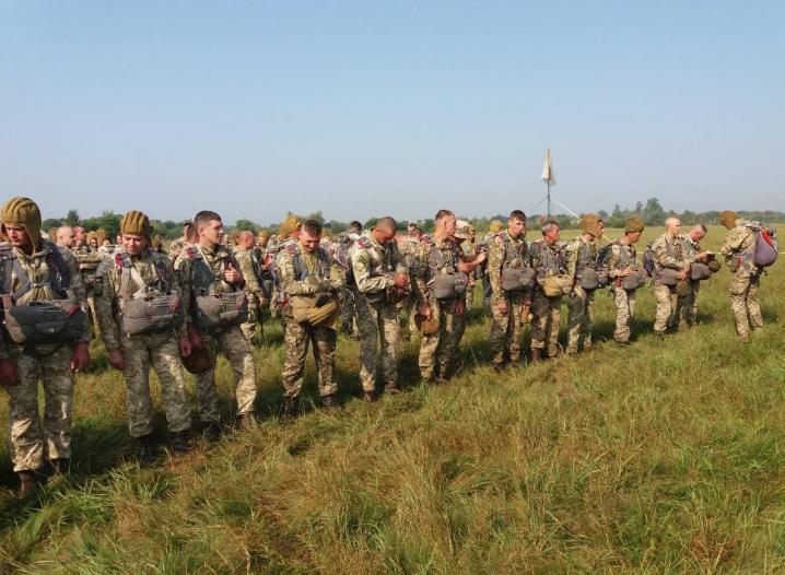 Чернівецькі десантники. Герої серед нас