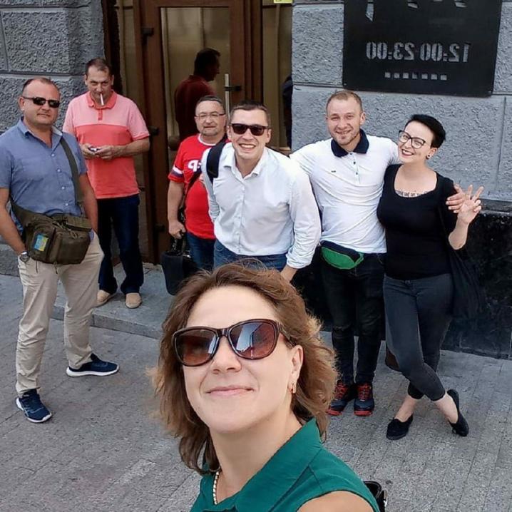 На створення масовки на суді у Каспрука витратили 15 тисяч гривень