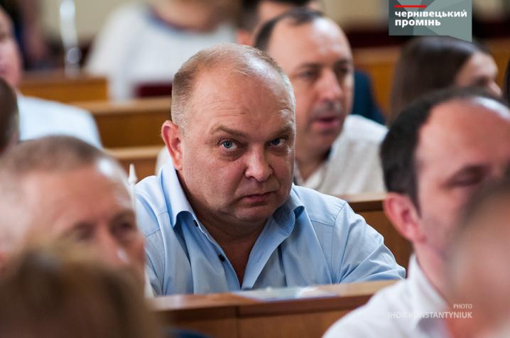 Сесію Чернівецької обласної ради відвідала делегація з Німеччини