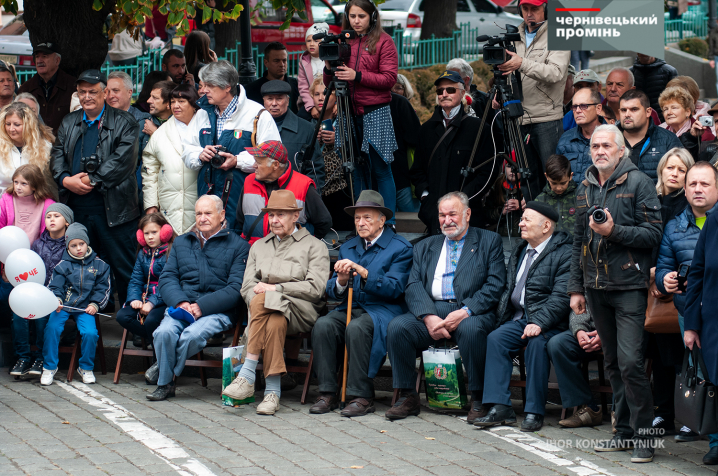 Як у Чернівцях розпочали святкувати День міста – ФОТО