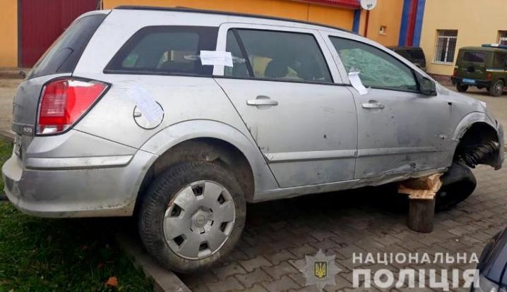 На Путильщині жінка-водій збила жінку-пішохода