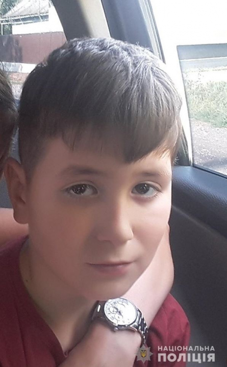 На Буковині розшукують  11-річного хлопчика