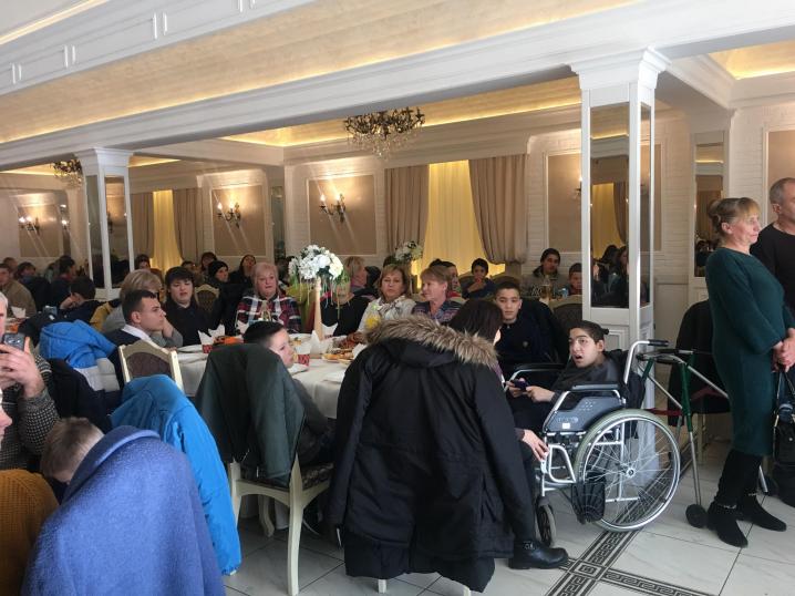 На Сторожинеччині відбувся захід до Міжнародного дня людей з інвалідністю