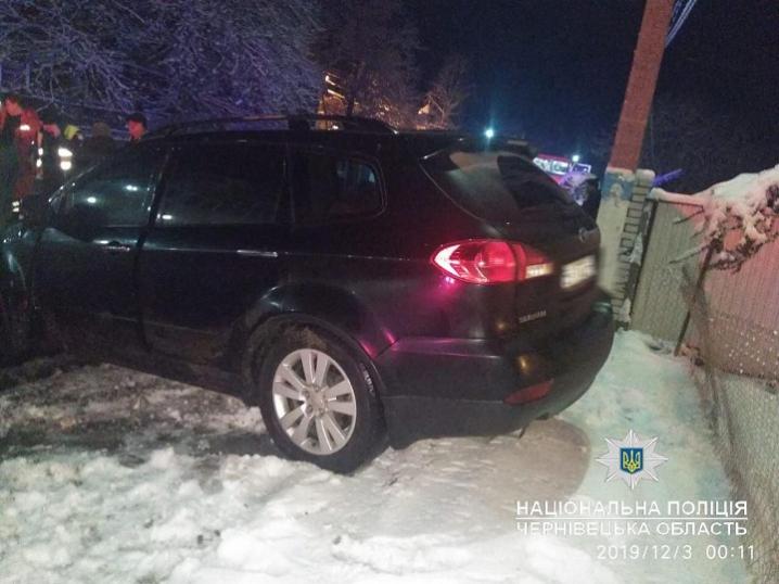 Cмертельна ДТП на Новоселиччині: чоловік помер у лікарні