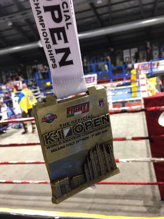 Буковинець здобув бронзу на Чемпіонаті світу серед аматорів з кікбоксингу