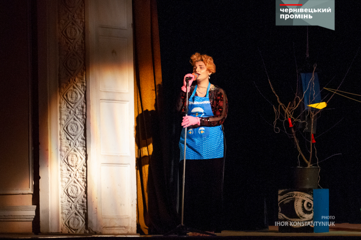 Народний театр «Темп» підготував прем'єру у жарні вербатім