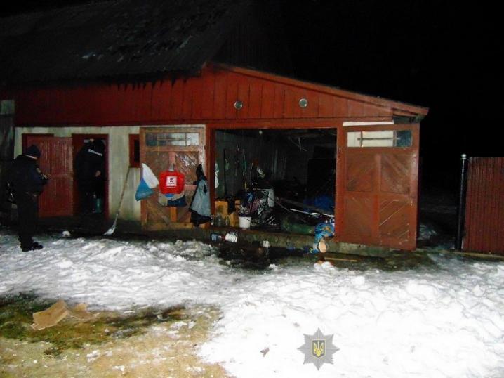 У Сторожинці затримали чоловіка, який підпалив господарське приміщення колишнього родича