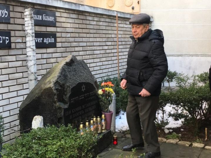 Буковинці вшановували пам'ять жертв Голокосту