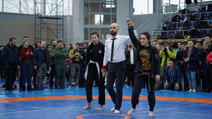 Чернівецькі патрульні посіли третє місце на Чемпіонаті України з джиу-джитсу