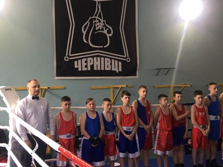 У Чернівцях стартував чемпіонат області з боксу