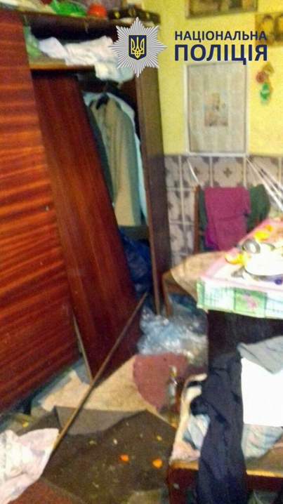 У Чернівцях дівчинка поскаржилась у поліцію на домашнє насильство