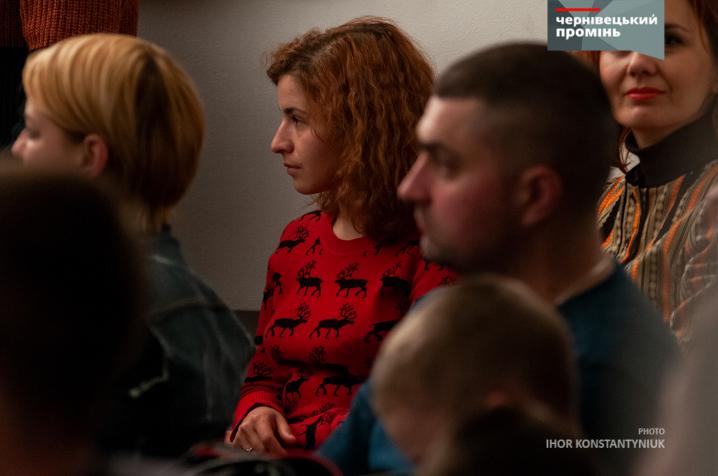 Людина-оркестр Sasha Boole після тривалої перерви відіграв у Чернівцях концерт