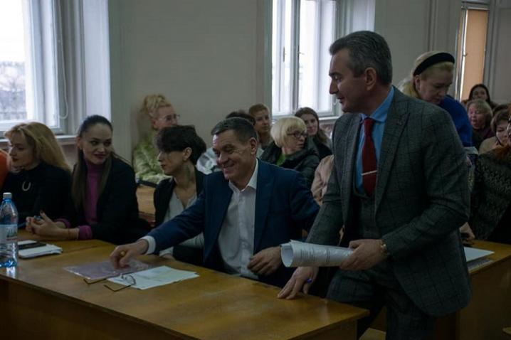 Обрали нового декана економічного факультету ЧНУ
