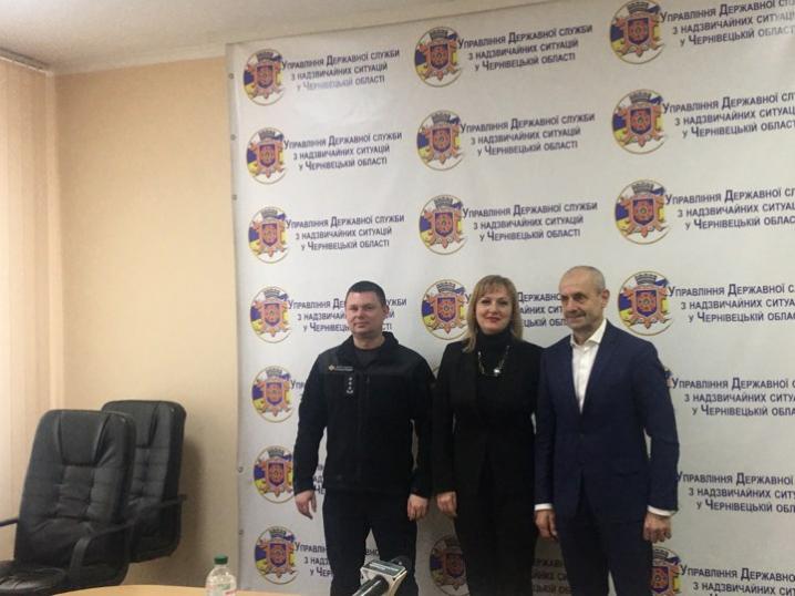У Чернівецькій області створять дві нові добровільні пожежні дружини