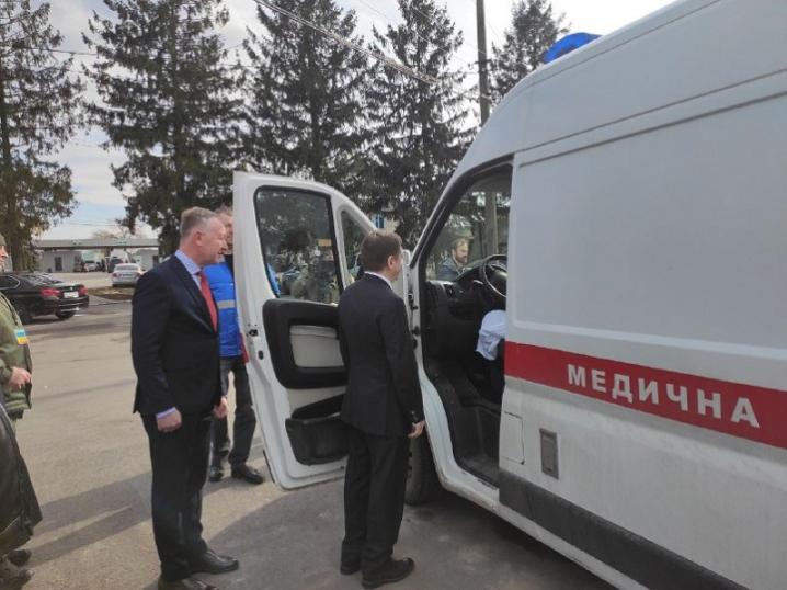 Олексій Соловйов перевірив  КПП «Порубне» на готовність  до прийому людей із підозрою на коронавірус