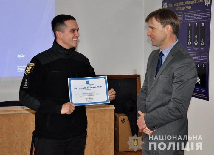 Буковинські поліціянти вдосконалювали методи розкриття злочинів