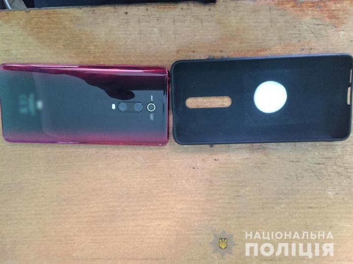 У Чернівцях знайшли крадія мобільного телефону