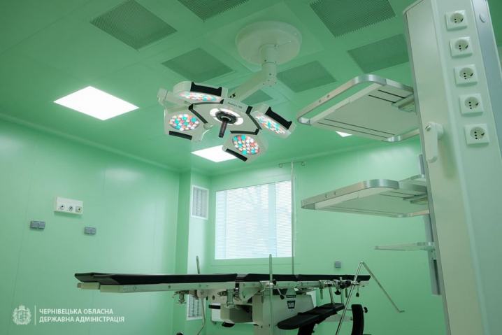 У Чернівцях сьогодні відбудеться відкриття перинатального центру