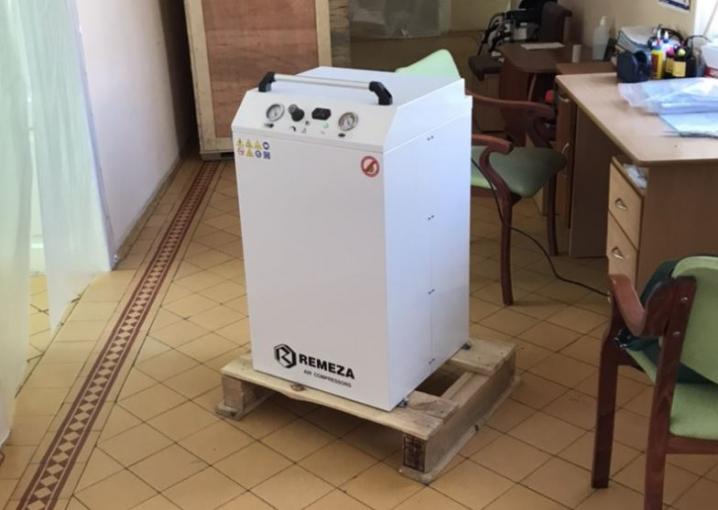 Три нові апарати ШВЛ закупили до Сторожинецької районні лікарні