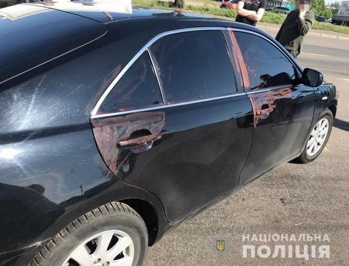 """""""Професійний"""" автокрадій: у столиці правоохоронці затримали чернівчанина"""