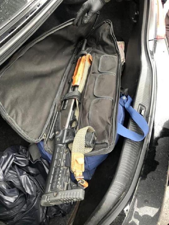 У Києві масова стрілянина: є поранені та затримані