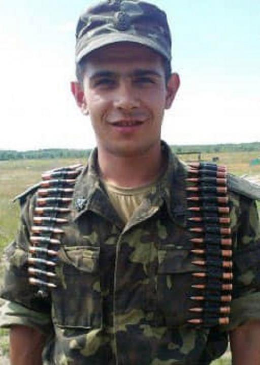 У Чернівцях вшанують пам'ять загиблого військового на Сході України