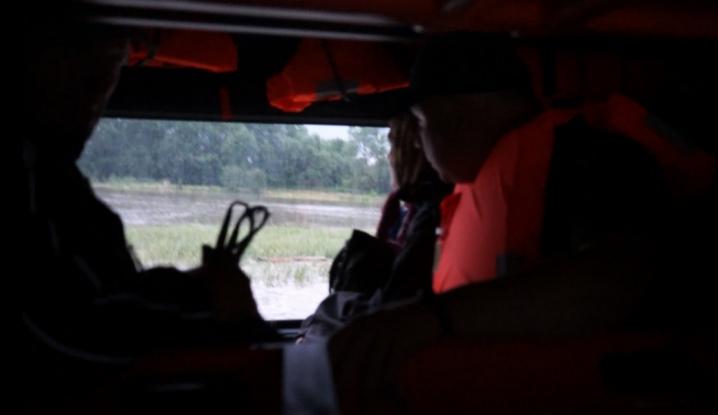 На Буковині евакуюють людей з підтоплених будинків