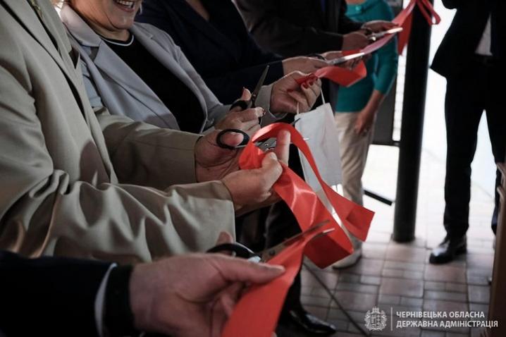 У Чернівцях відкрили Почесне консульство Латвійської республіки