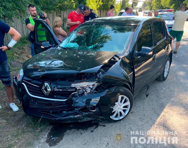На Новоселиччині сталась ДТП з потерпілою