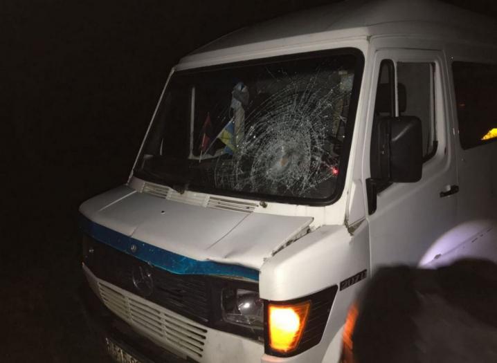 Смертельне ДТП на Сторожинеччині: під колесами авто загинула жінка