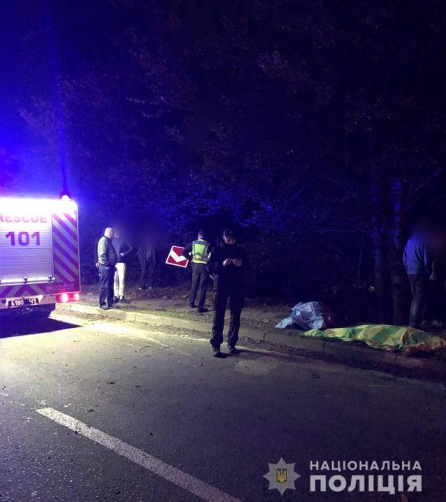 24-річний буковинець загинув у ДТП в Яремче: автівка злетіла в прірву(ФОТО)