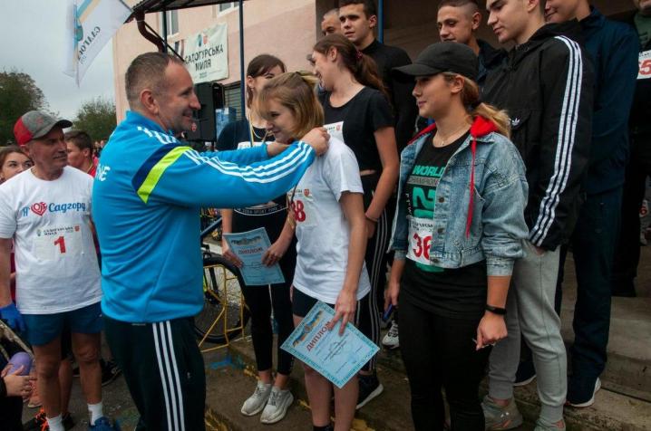 У Чернівцях відбулося спортивне свято «Садогурська миля»