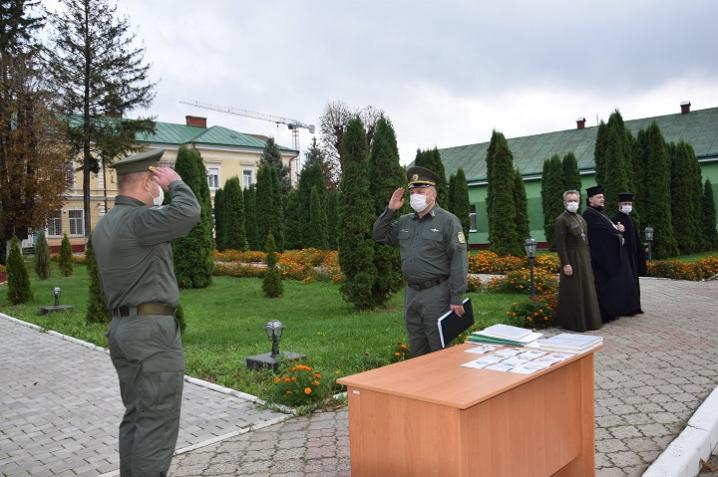 Буковинські прикордонники вшанували захисників України