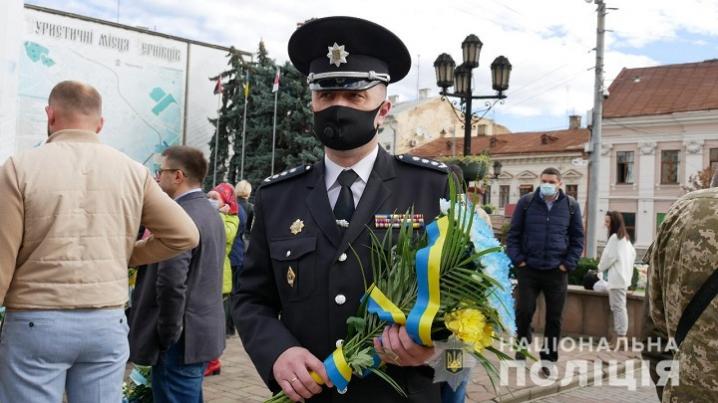 Буковинські поліцейські забезпечили правопорядок під час проведення масових заходів