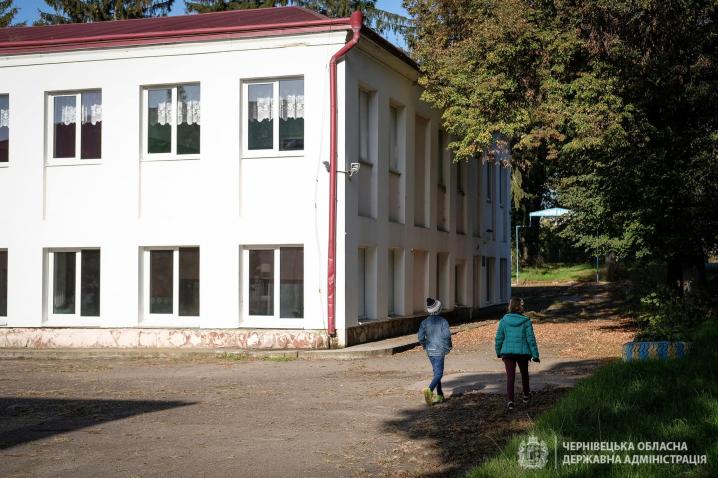У колишній протитуберкульозний санаторій «Садгора» перевезли обласний центр соціально-психологічної допомоги