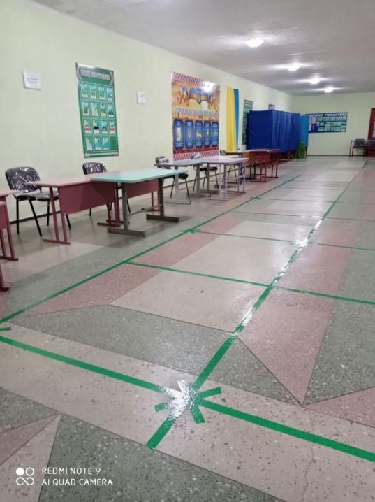 На Буковині 44 виборчі дільниці порушили дотримання протиепідемічних обмежень